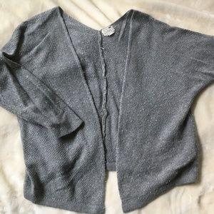 Cozy Gray Cardigan